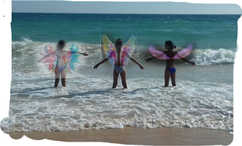 #a voar