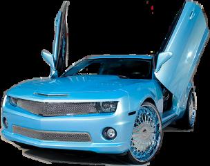 cars babyblue freetoedit