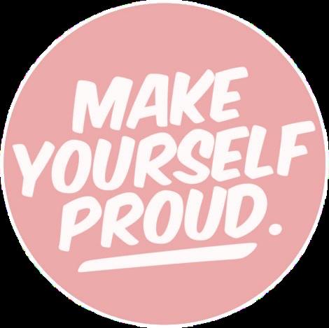 tumbrl#pink#pastel#makeyourselfproud#sticker#freetoedit