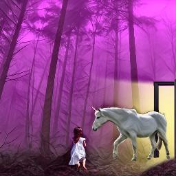unicornhornstickerremix freetoedit