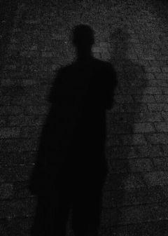 blackandwhite photography night dark shadow