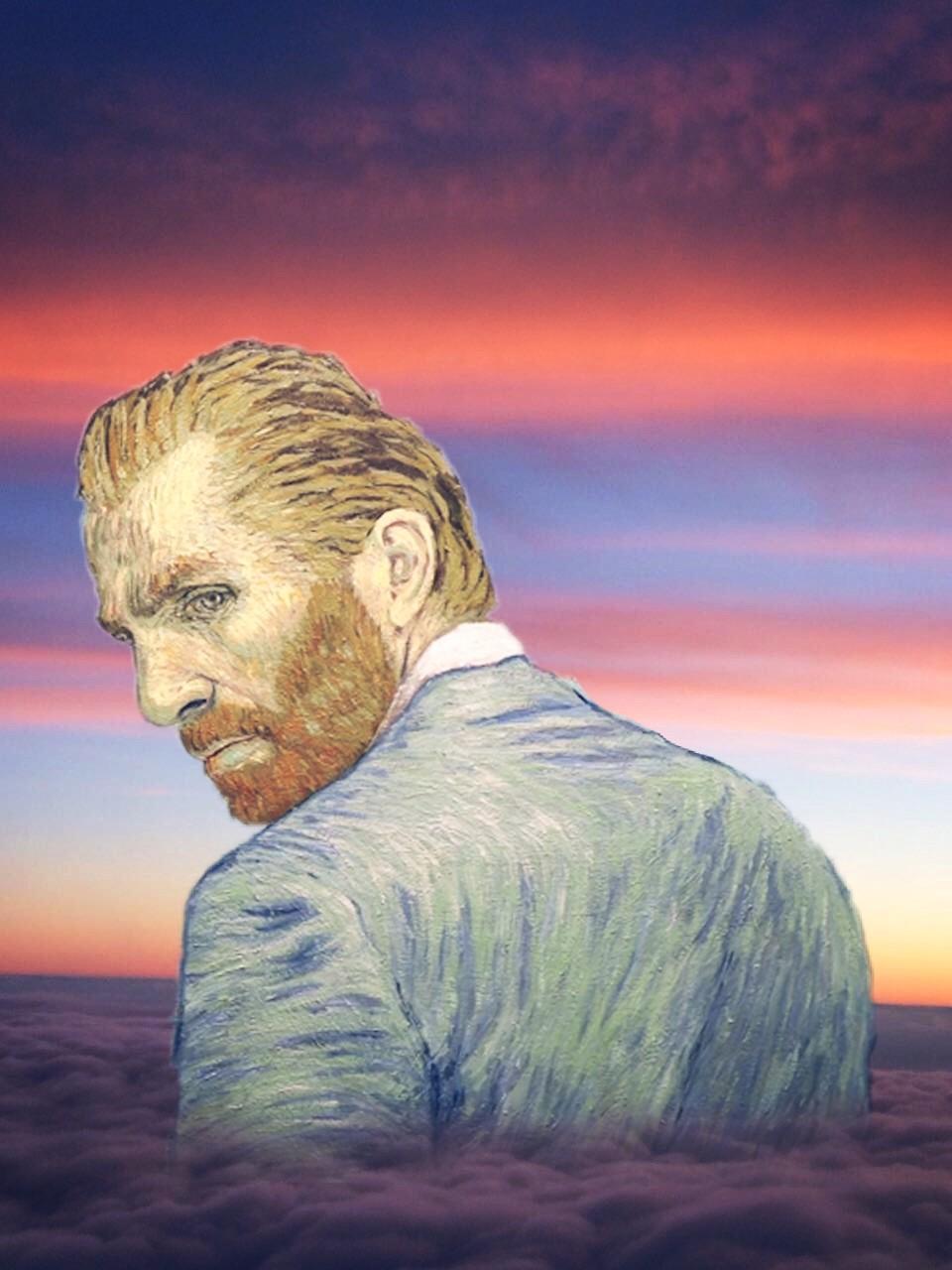 My edit of my favorite artist is Vincent Willem van Gogh (Vunden, March 30, 1853 - Auvers-sur-Oise, July 29, 1890) was a Dutch painter. #smashup #smashups