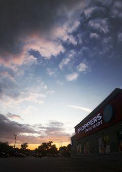freetoedit sunset clouds cloudscape store