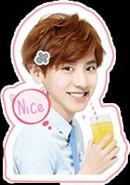 kpop exo chanyeol cute freetoedit