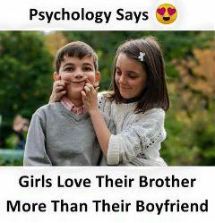 true brother love cutee😘😘 cutee