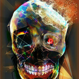 freetoedit remix skull collors ghoul