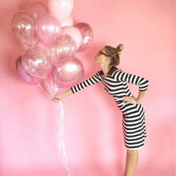 freetoedit 100_followers 100_people_follow_me thank_you! balloon
