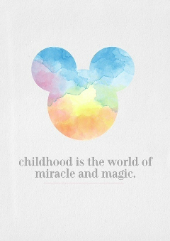 quotes childhood is the world