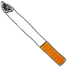 cigarette stickers freetoedit