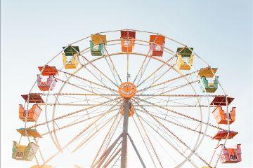 freetoedit amusements paradise colorful sky