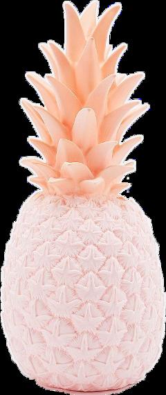 vaporwave aesthetic pineapple pink pastel