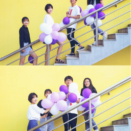 party fridayfeeling tgif balloons coordinated
