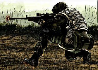 remix sniper soldier freetoedit