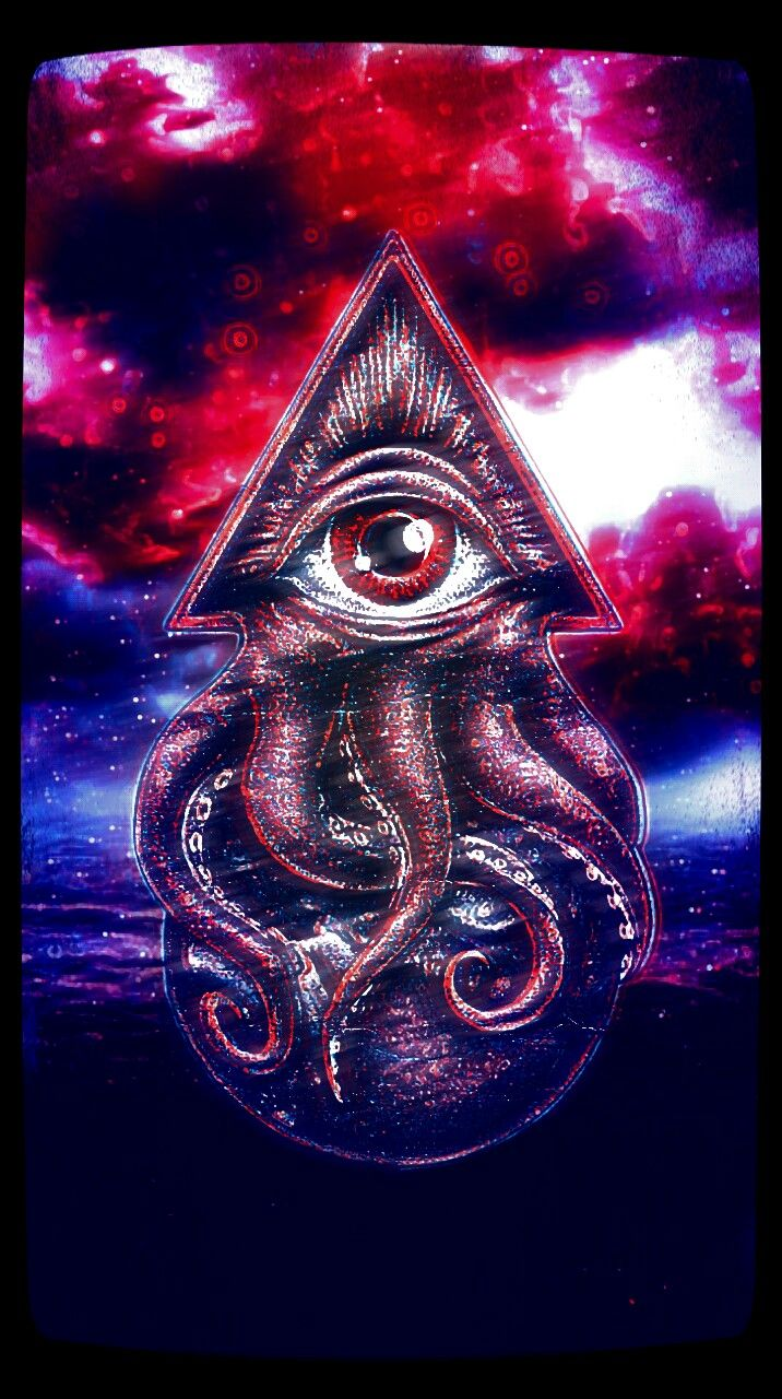 sea ocean magical illuminati wallpaper