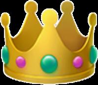 crown yellow queen crownqueen emoji