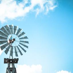 freetoedit sky blue objects wind
