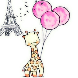 freetoedit giraffe