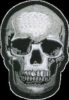 skulls totenkopf gothic schwarz black
