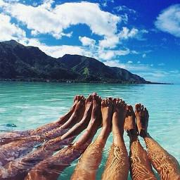 beach playa friendsforever freetoedit beachselfie