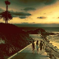 lagunabeach uniters losangeles california montage