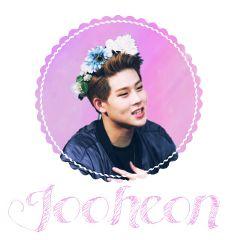 jooheon monsta_x monstaxjooheon monstax theflowercrownking freetoedit
