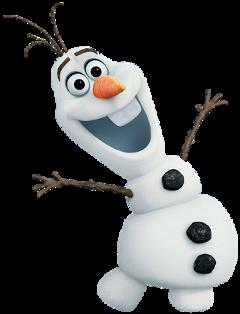 frozen olaf freetoedit