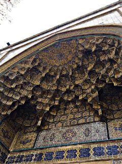iran mosque mosaic art freetoedit