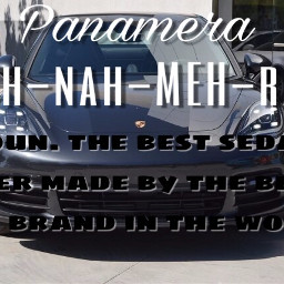 freetoedit dictionary porsche sedan panamera