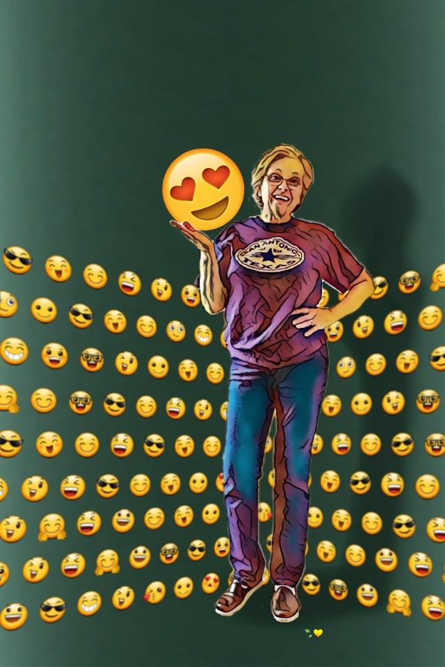 #emojiselfie #emotions #emojis #happiest background tutorial  from @megshooks ...how to make  emoji background https://picsart.com/blog/post/emoji-background-world-emoji-day/