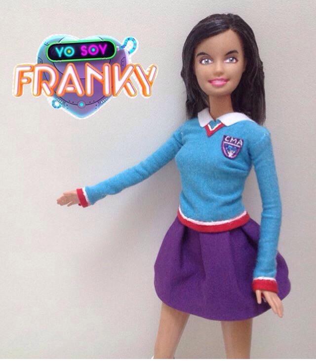 my yo soy franky doll / ma poupee yo soy franky / mi muneca yo soy franky / a minha boneca eu sou franky