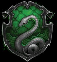 sonserina slytherin hogwartshouses freetoedit