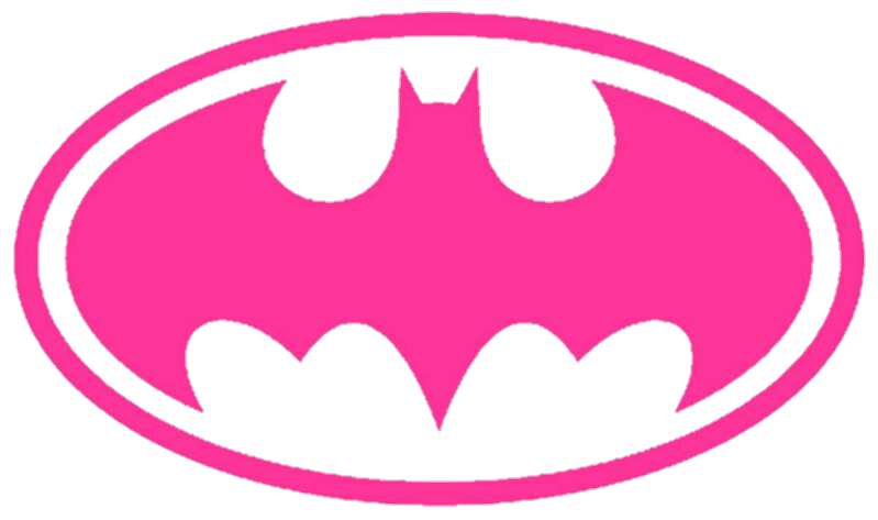 static pink batman - photo #16