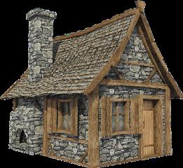 oldhouse stonehouse cabaña house freetoedit