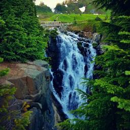 naradafalls waterfall hikingadventures hiking nature freetoedit