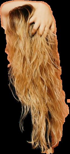hairs woman blonde hand freetoedit