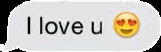 iloveyou emojisticker mensaje lol yanotequiero