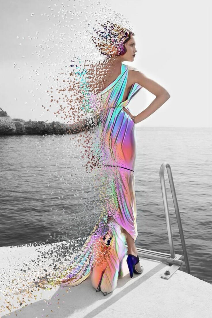 #dispersiontool @freetoedit @pa #rainbowmagiceffect #blackandwhite
