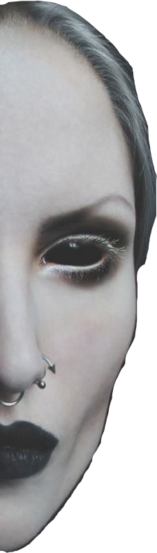 demon dark makeup fantasy photography freetoedit