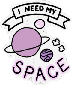 space purple pastel bynisha planets