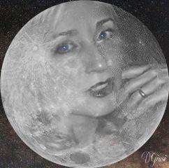 freetoedit moonlight night artisticselfie picsart