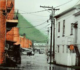 artistic photography mountain rain dancing freetoedit