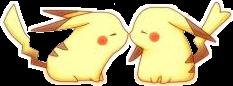 pikachu pokemon anime kawaii amor