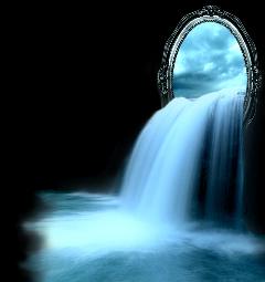 watet surreal surrealism mirror freetoedit