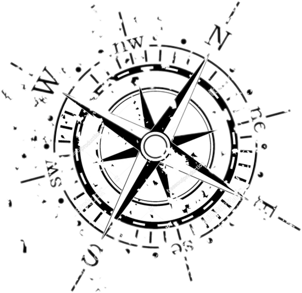 #stickers #compass #compassticker#bymyself#art #remixit #nature #directioner #black&white  #interesting #art #people #travel #photography  #freetoedit