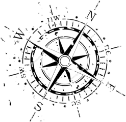 stickers compass compassticker bymyself art freetoedit