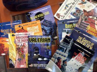 valerian childhood comics startwars memories