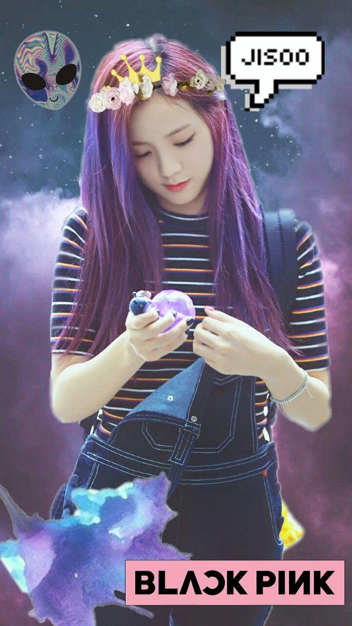 Jisoo Blackpink Wallpaper Galaxy Tumblr