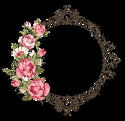 frame flower flowers freetoedit