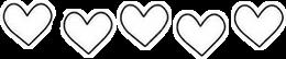 hearts tumblr stickers freetoedit