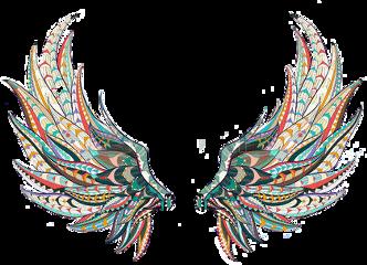 wings alas :v freetoedit